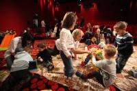 Asistentky s dětmi v akci!!! :-)